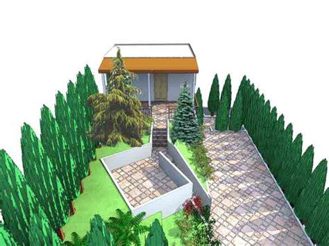 progetto giardino privato edilizia ambiente catasto privati progetto