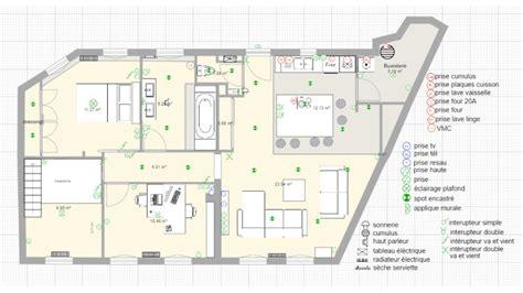 amenagement coin cuisine dessiner un plan de salon avec archifacile