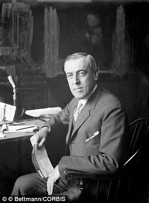 Woodrow Wilson Cabinet Members by Princeton President Bows To Protesters Demands On Woodrow