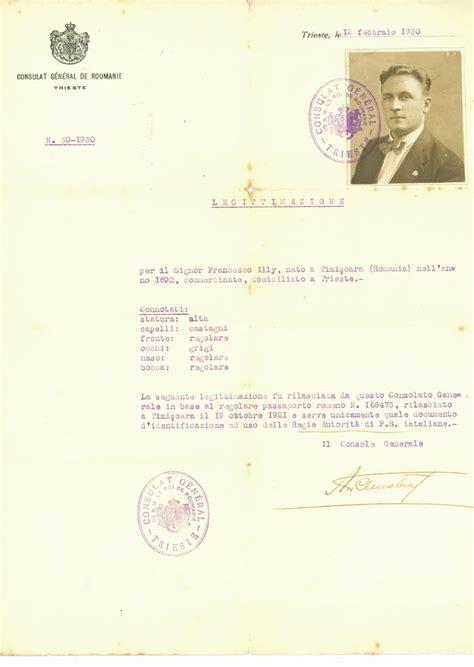 Consolato Romeno by In Dialogo Con Riccardo Illy Orizzonti Culturali Italo