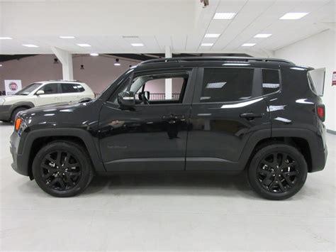 renegade jeep black used jeep renegade 2018 diesel 1 6 black for sale in cork