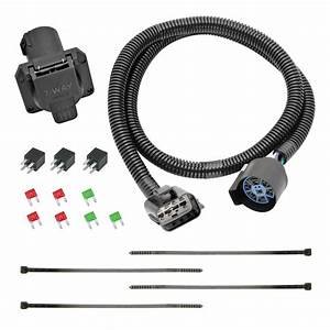 Replacement Oem Tow Package Wiring Harness  7
