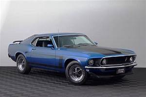 1969 FORD MUSTANG BOSS 302 FASTBACK - 161617