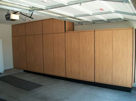 Garage Storage Cabinet Plans Or Ideas by Shelves And Wooden Also Garage Cabinets Diy