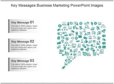 key messages business marketing powerpoint images