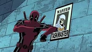 Ultimate Spider-Man clip: Spider-Man Meet Deadpool - YouTube