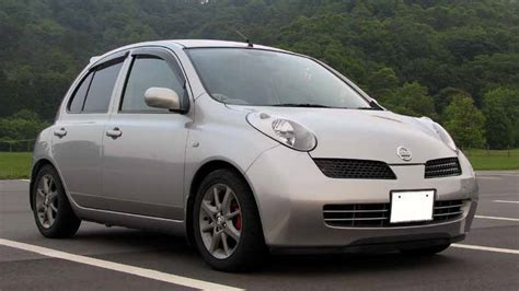 日産の人気車種、マーチ。少し懐かしいk12型を改めて調査してみた 