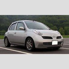 日産の人気車種、マーチ。少し懐かしいk12型を改めて調査してみた|