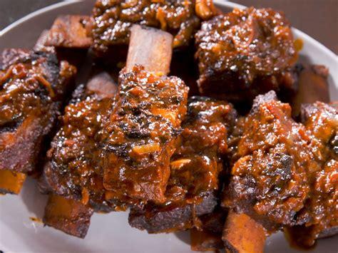 cuisine nancy and sticky bbq beef ribs recipe nancy fuller