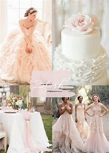 shades of pink for spring summer wedding 2015 vowslovecom With wedding color ideas for summer