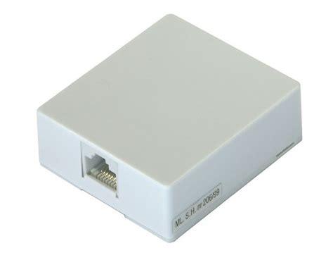 adaptateur rj45 prise murale 28 images adaptateur telephone connectic systems aten sa0148