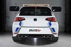 Golf 7 Gti Endrohre : volkswagen golf 7 r gets sports exhaust system from milltek autoevolution ~ Blog.minnesotawildstore.com Haus und Dekorationen
