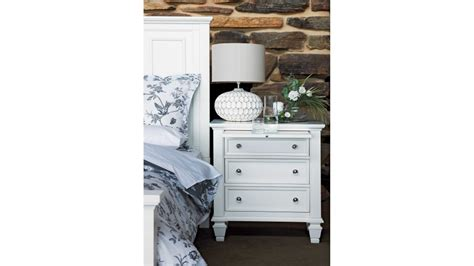 Harvey Norman Bedside Tables by Buy Glenmore Bedside Table Harvey Norman Au