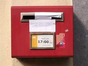 Boite à Lettre La Poste : les bo tes aux lettres de la poste en voie de disparition ~ Dailycaller-alerts.com Idées de Décoration