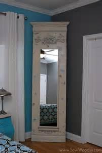 floor mirror diy diy trumeau floor mirror using ikea stave mirror ikea hackers ikea hackers