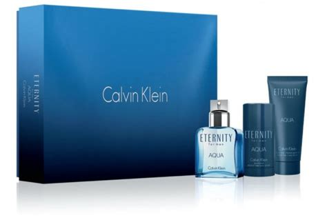 Buy Calvin Klein -eternity Aqua Edt Gift Set For Him From