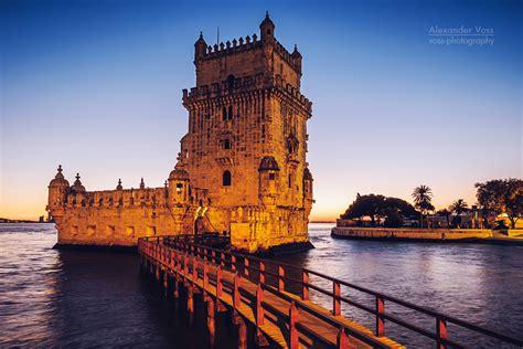 belem tower lisbon portugal alexander voss fine art