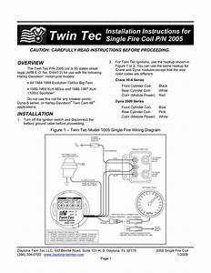 Crane Hi 4 Single Fire Ignition Wiring Diagram   46 Wiring