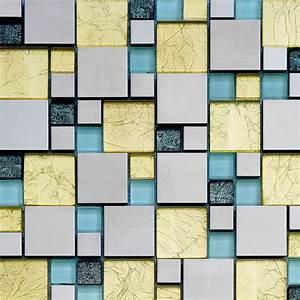 Mosaik Fliesen Frostsicher : glas mosaik fliesen gold und edelstahl glasmosaik ebay ~ Eleganceandgraceweddings.com Haus und Dekorationen