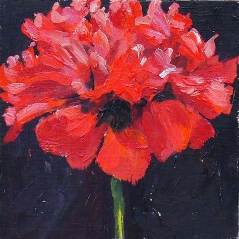 Beautiful Poppy Painting