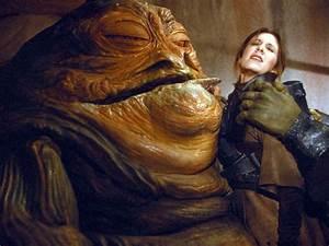 Image - Jabba Licks Leia.jpg - Slave Leia Wiki
