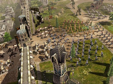 the siege 2 battle for middle earth ii images