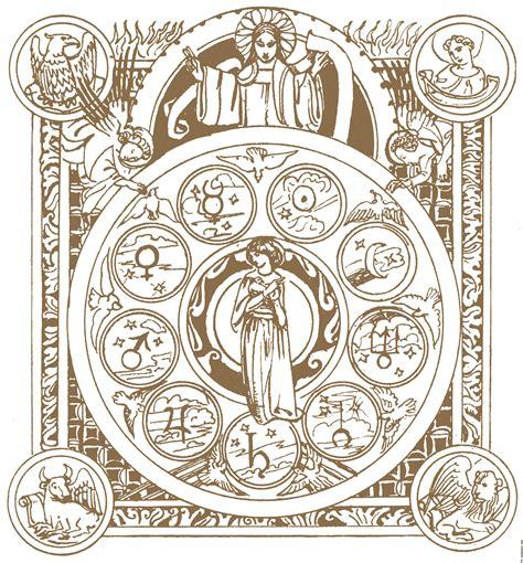 zodiac  evangelists  p