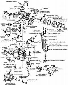 Ford 300 Inline Straight 6 Engine Diagrams