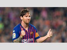 Eight ridiculous Lionel Messi statistics to sum up his