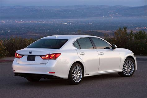 2015 Lexus Gs 450h by 2015 Lexus Gs 450h Adds F Sport Styling Performance