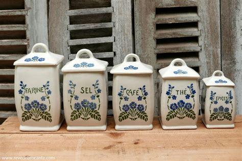 pots a epices anciens serie de 5 pots 224 233 pices en fa 239 ence