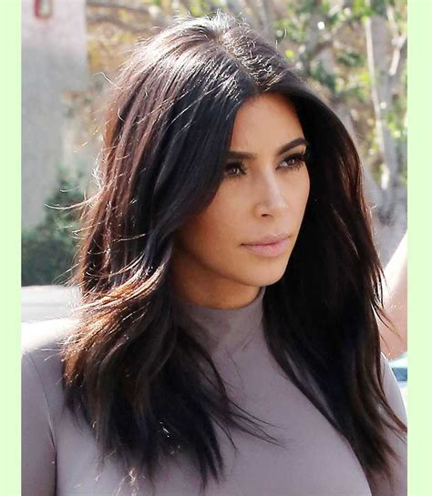 Kim Kardashian Only Washes Her Hair Once Every Five Days