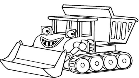 bob the builder coloring pages how to draw bob the builder coloring pages for