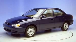 2003 Kia Sephia  Spectra