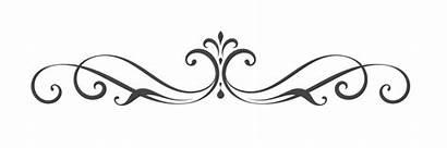 Scroll Clipart Elegant Transparent Simple Webstockreview Purple