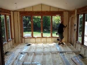 benefits of insulating your three season room