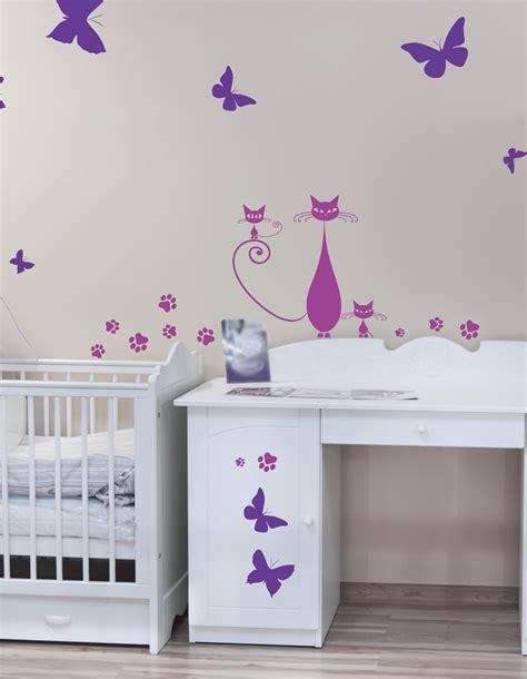sticker mural chambre stickers chambre bebe nuage