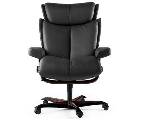 best ergonomic ekornes stressless magic office chair m