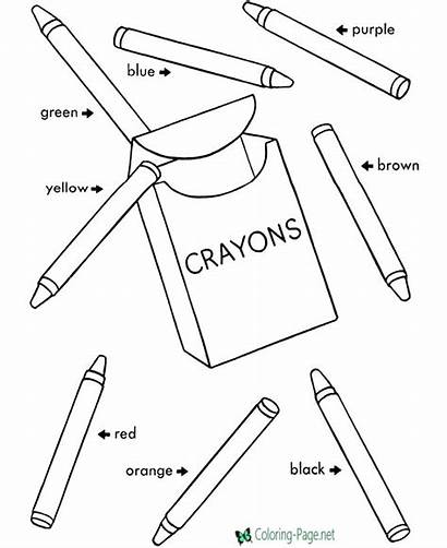 Coloring Pages Printable Fun Worksheets Sheets Colors