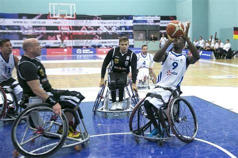 basket fauteuil chionnat d europe 1