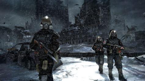 Metro 2033 Wallpaper 1080p метро 2033 Quot Fallout 3 нервно курит в сторонке Quot метро 2033 последнее убежище игры Gamer