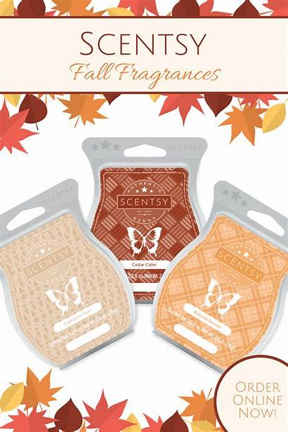 Scentsy Order Fall Today Bundle Wax Bars