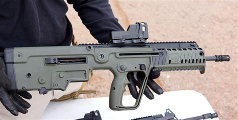 Gun Review X95l Aka Micro Tavor Marksman Edition  The