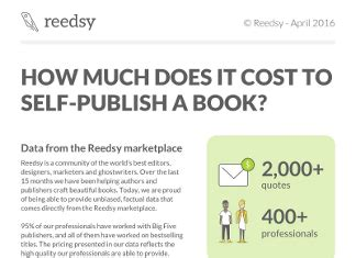 How Much Does It Cost To Selfpublish A Book