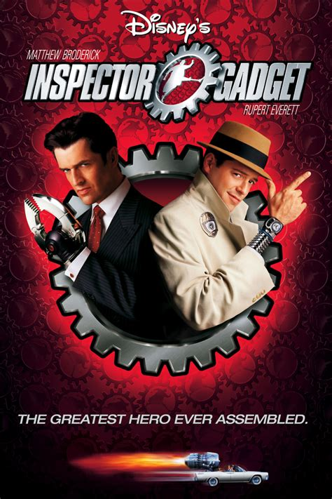 Inspector Gadget Dvd Release Date