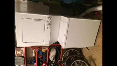 maytag washer leaking from bottom of tub maytag washer rusted tub leak repair combo stacked laundry