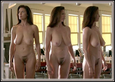 Mimi Rogers Naked Hairy Pussy Celebrity Porn Photo