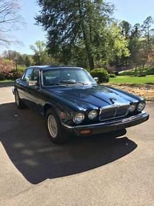 Purchase Used 1982 Jaguar Xj6 V8 Conversion Blue In