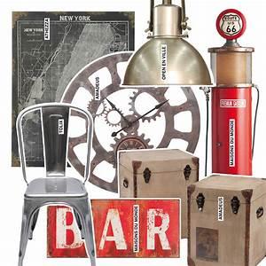 Objet Deco Cinema : objets d co pour une ambiance 100 factory ~ Melissatoandfro.com Idées de Décoration
