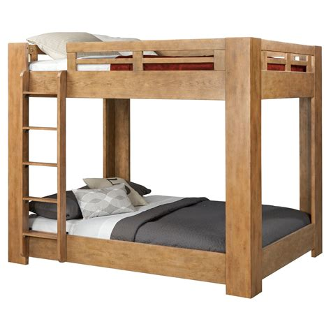 bunk bed woodcrafters elements bunk